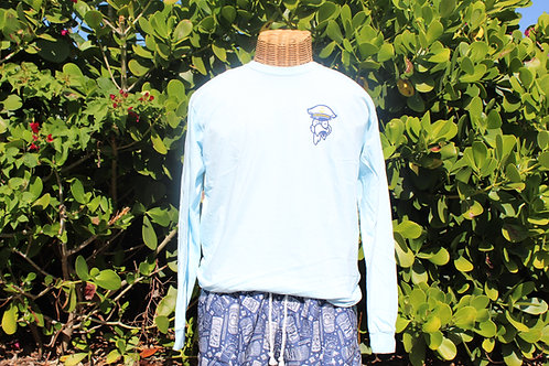 Nauti Rooster Long Sleeve Tee