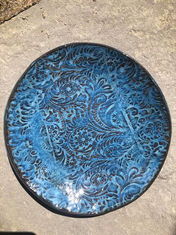 """9"""" Ceramic Plate"""