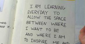 My Students Inspire Me