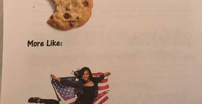 Less Like a Crumbling Cookie, More Like Gabby Douglas