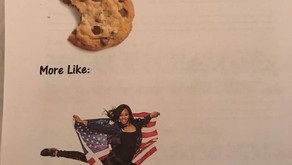 Less Like a Crumbling Cookie, More Like Gabby Douglas
