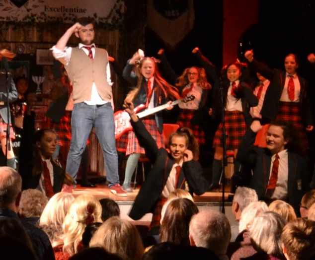 School of Rock and 6th Form Expectations by Orlagh Toner