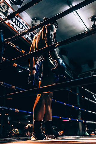 Muay Thai Kickboxing, Fighter