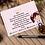 Thumbnail: ARTE / Cartão de Agradecimento  por encomenda