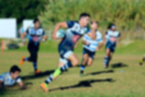 Houston Rugby Performance Training