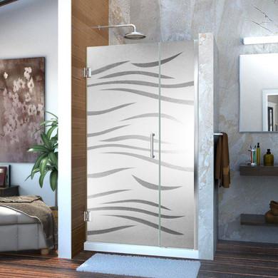 Shower Encosure With Vetrilite Design