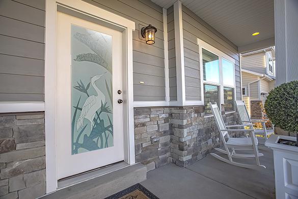 Heron Entryway Design