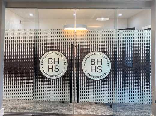 BHHS Office Enclosure Design