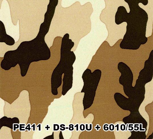 PE411+DS-810U+6010/55L