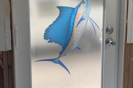 Marlin Entryway Door Design