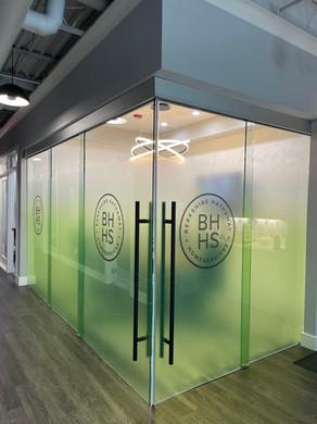 Office Door Design