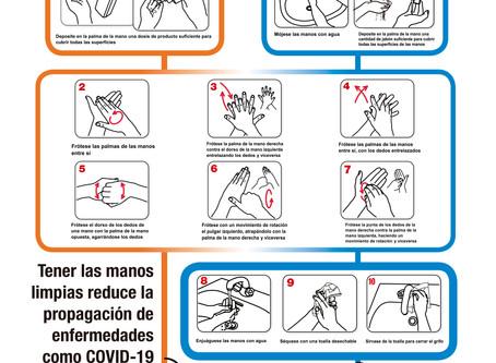 Brote de enfermedad por Coronavirus (COVID-19): ORIENTACIONES PARA EL PÚBLICO