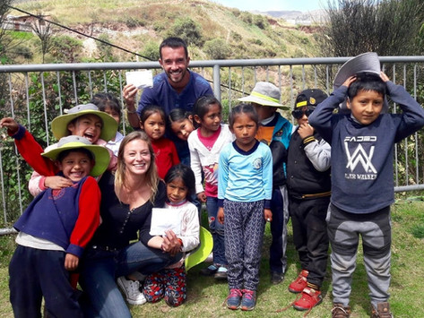 Notre fin de parcours au Pérou