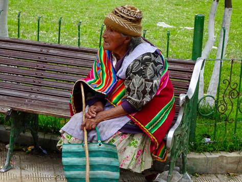 Les anciennes villes coloniales de Potosi et Sucre, La Bolivie profonde de Tarabuco