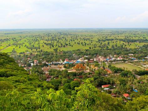 Premiers jours sur Battambang
