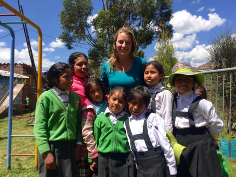 Notre vie à Cusco