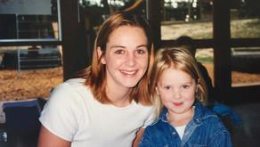 The beginning of my motherhood journey.