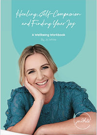 Wellbeing workbook cover