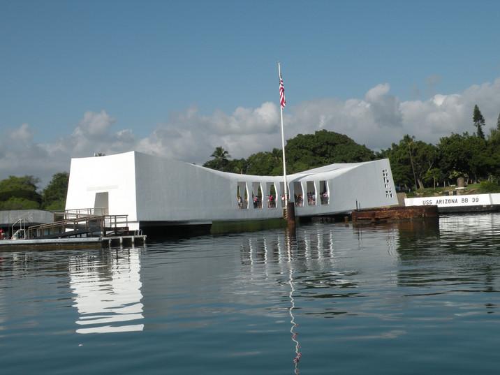 USS Arizonia Memorial