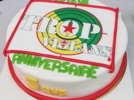 Le 10 octobre 2020, l'association Tróp Violans a fêté ses 5 ans...🎈🎉✨