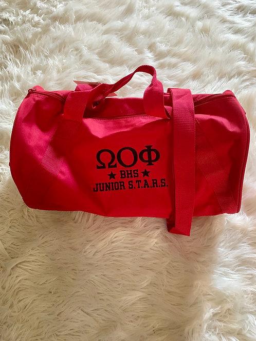 Stars sorority gym bag