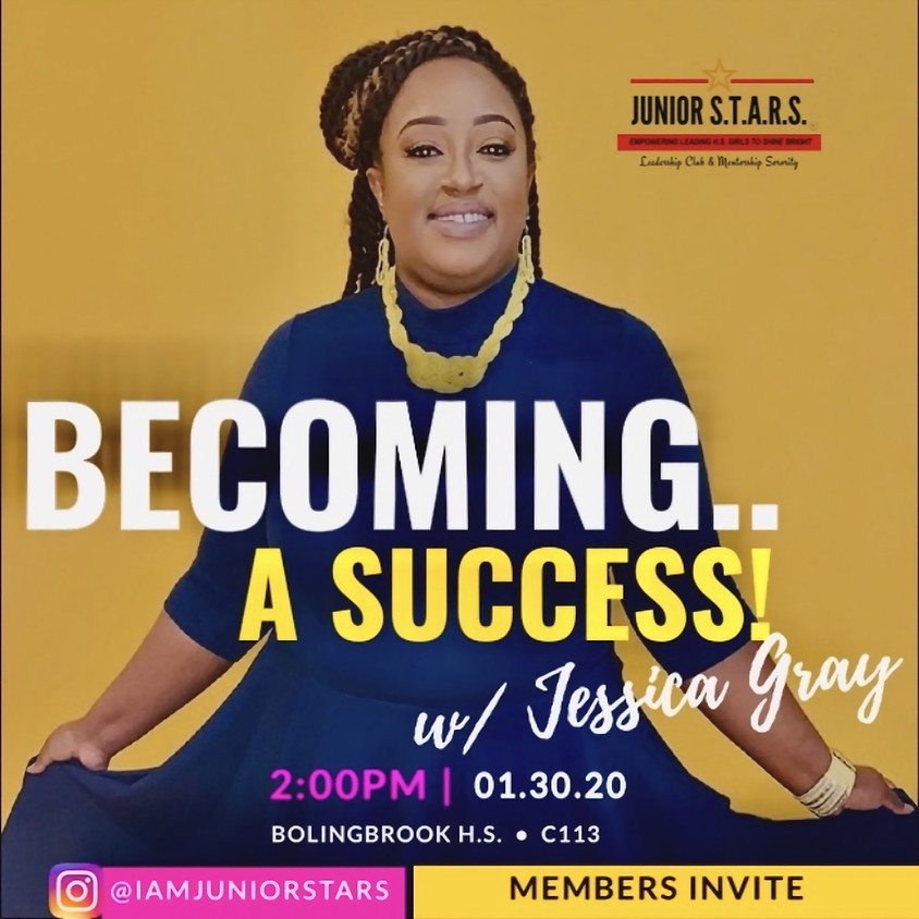 💎Becoming a Success w/ Jessica