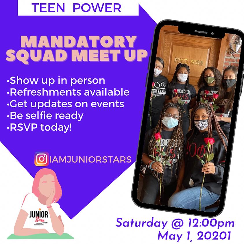 Mandatory Squad Meeting