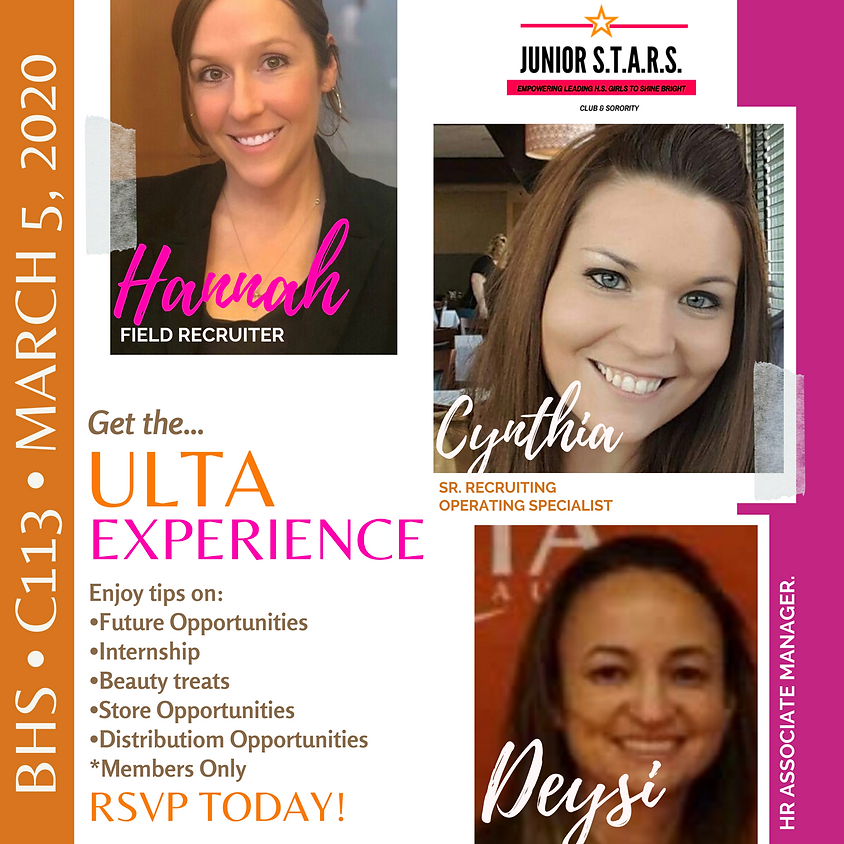 Get the Ulta Experience