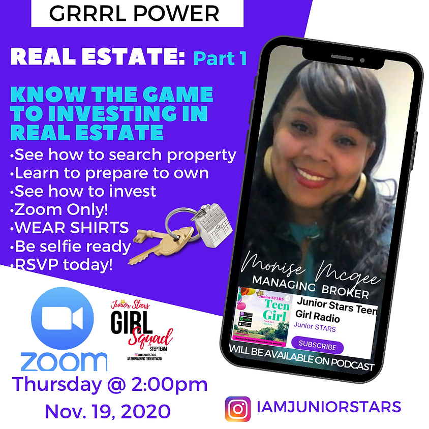 GRRRL POWER: Real Estate-Part 1 (#14)