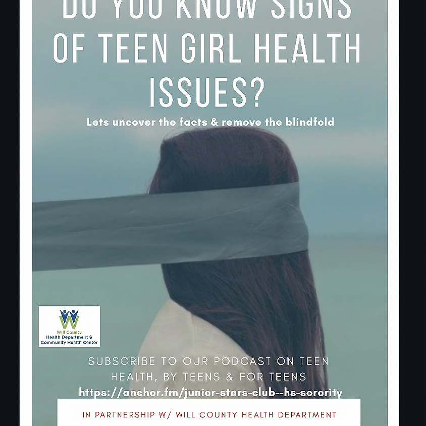 Teen Girl Health: What are signs?