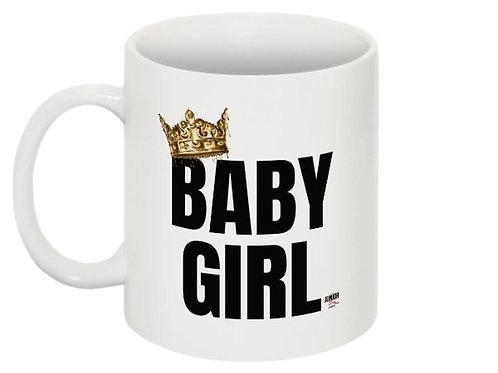 Baby Girl Drink Mug