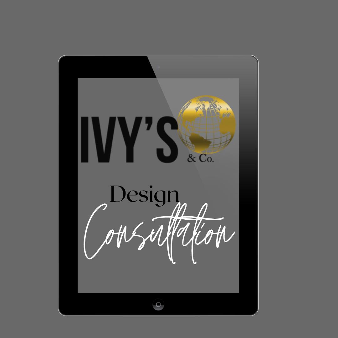 Design Services Consultation