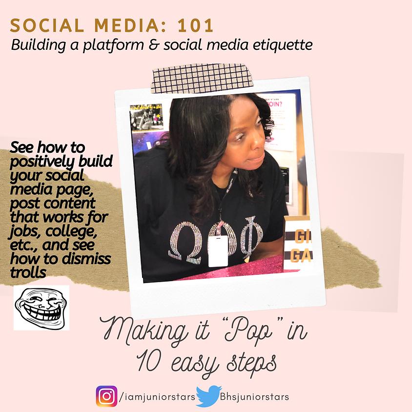 Social Media: 101