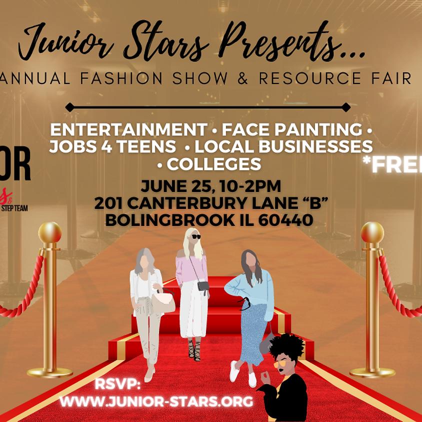 Annual Fashion Show and Resource Fair