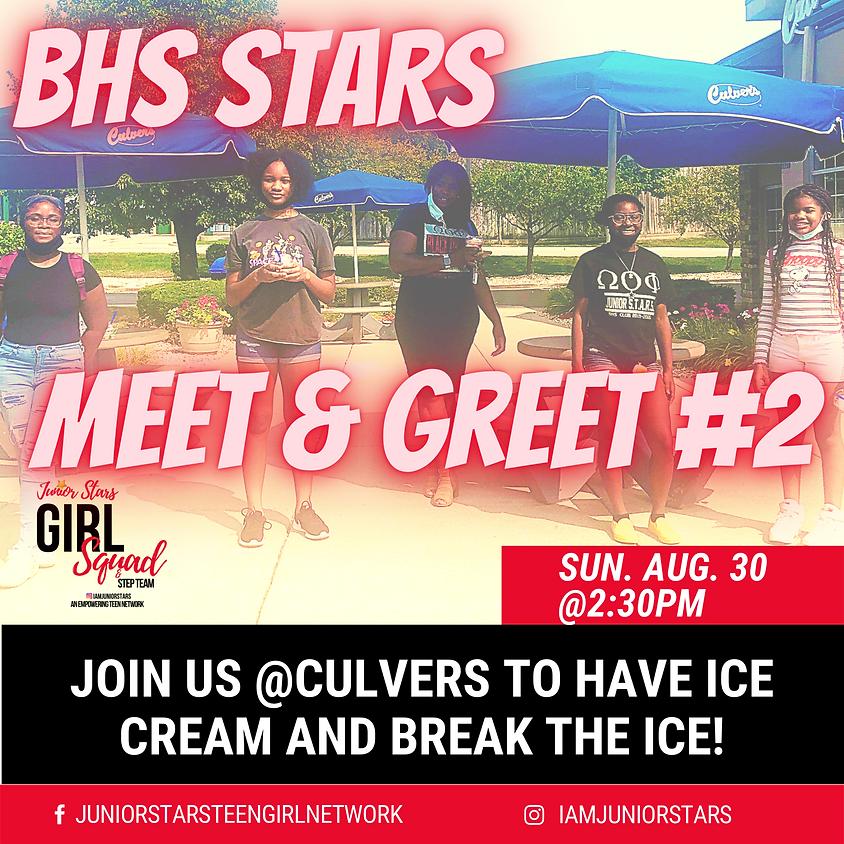 Meet & Greet #2 : Ice Breaker @ Culvers