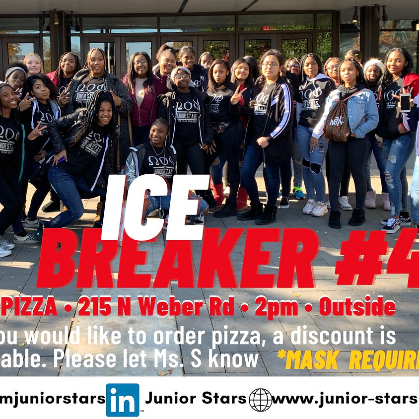 #4 Ice Breaker Meet Up! 2pm