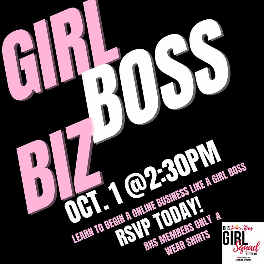 #6 Virtual Meet: Girl Boss Biz 101
