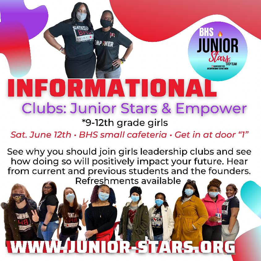 June Informational