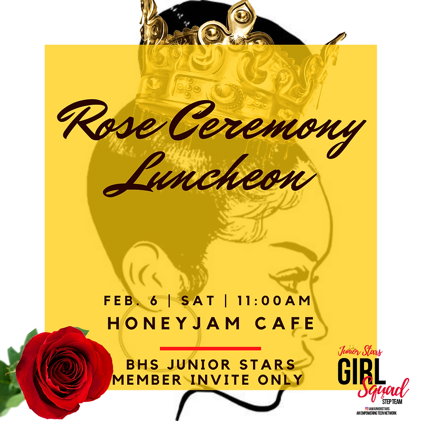 2020-21 Rose Ceremony