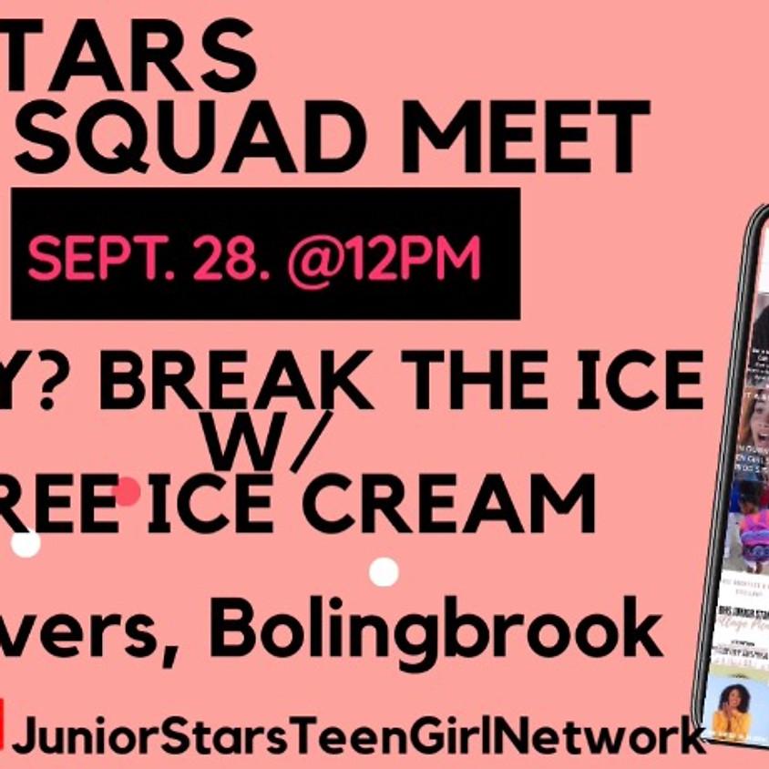 Social #6 Girl Squad Meet Up