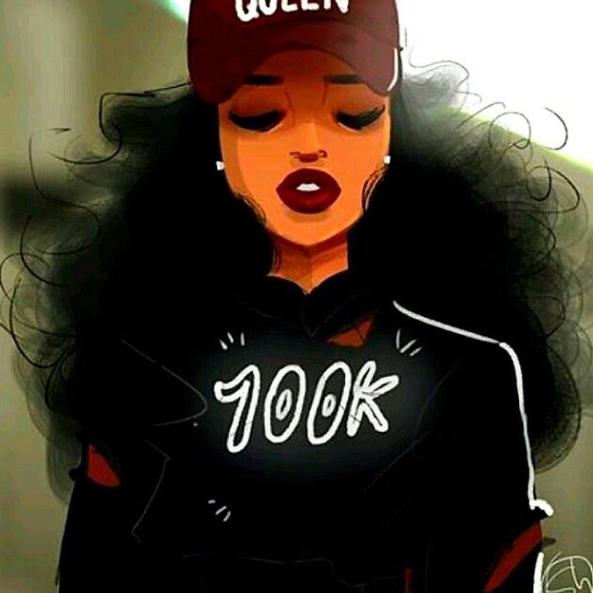 Queen Status Paint Social