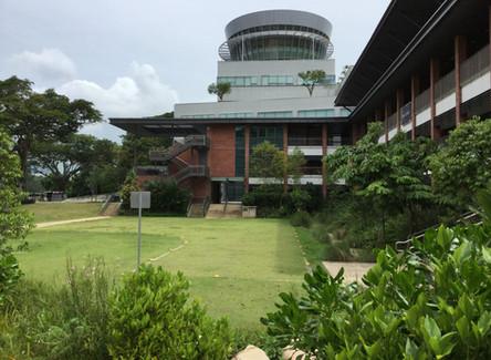 シンガポール国立大学訪問
