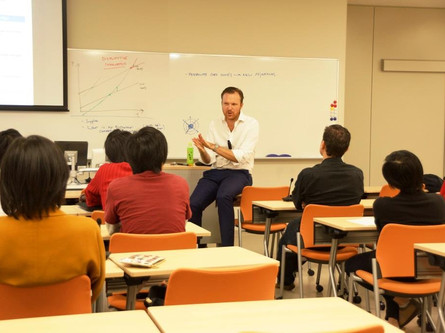 Guest Lecture by Dr. Hacklin