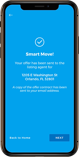 Appgent Real Estate App - Contact.png