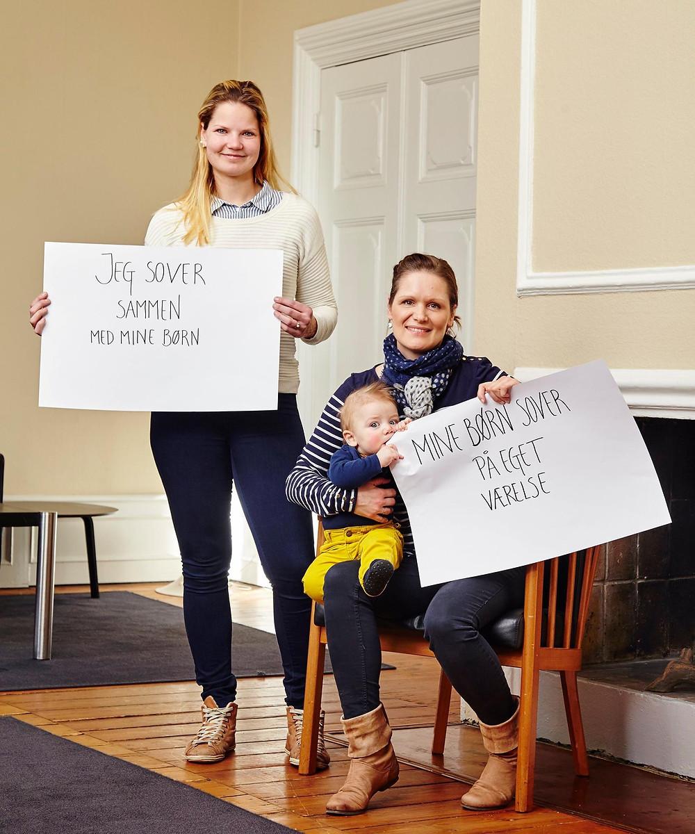 Mette Bust-Hansen har foretaget sig at arbejde på mere tolerance bland mødre