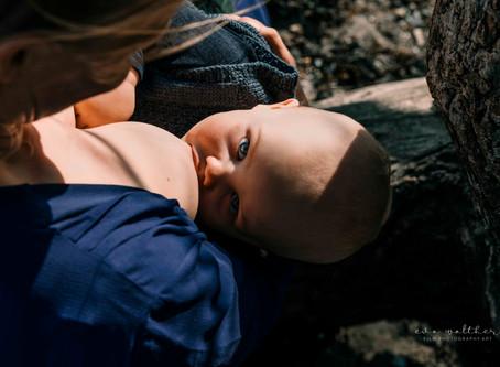 Motherhood Session på afstand (Livsstilsfotograf Eva Walther Horsens)