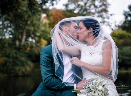 Bine & Jakob - Årets sidste bryllup -Gråsten Slot (Eva Walther bryllupsfotograf Horsens)