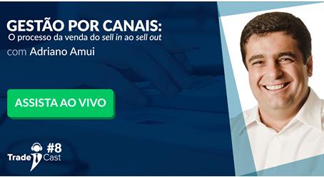 Adriano Amui participa de webinar gratuito sobre gestão estratégica de canais