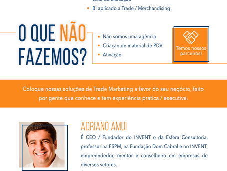 Trade Marketing!