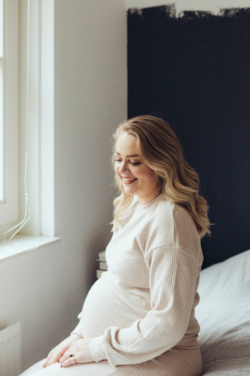 Linsey zwangerschap